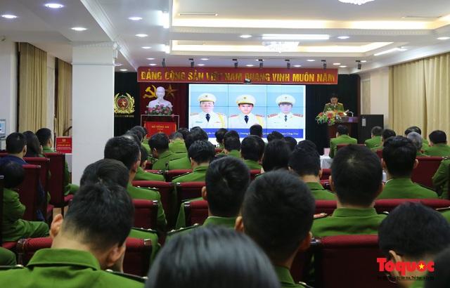 Lực lượng Cảnh sát PCCC và CNCH phát động học tập tấm gương của 3 liệt sĩ hi sinh vì bình yên cuộc sống - Ảnh 1.
