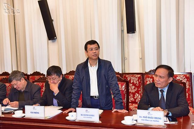 Ông Nguyễn Lê Phúc được bổ nhiệm làm Phó Tổng cục trưởng Du lịch - Ảnh 1.