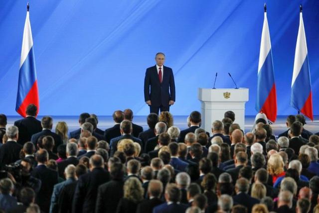 Tổng thống Putin gặp gỡ loạt gương mặt mới trong nội các Nga - Ảnh 1.