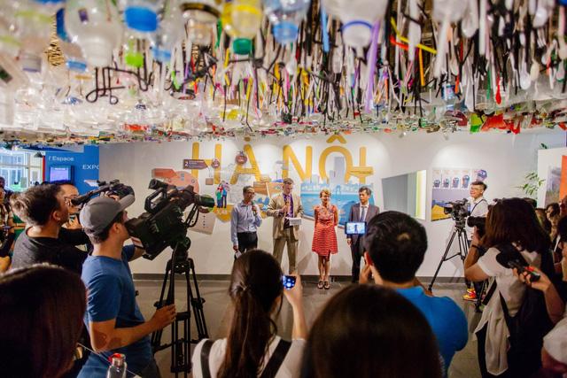 Trung tâm Văn hóa Pháp tại Hà Nội: Cầu nối kể cho người dân Việt Nam về một nước Pháp ngày nay - Ảnh 3.