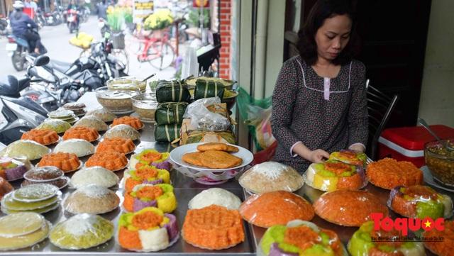 """Hà Nội: Đi """"chợ nhà giàu"""", 10 phút là sắm đủ mâm cỗ Tết - Ảnh 7."""