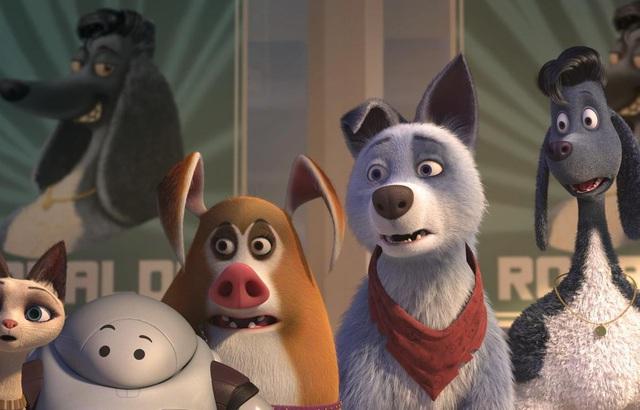 Liên minh thú cưng: Phim được chọn cho trẻ em dịp Tết Canh Tý - Ảnh 1.
