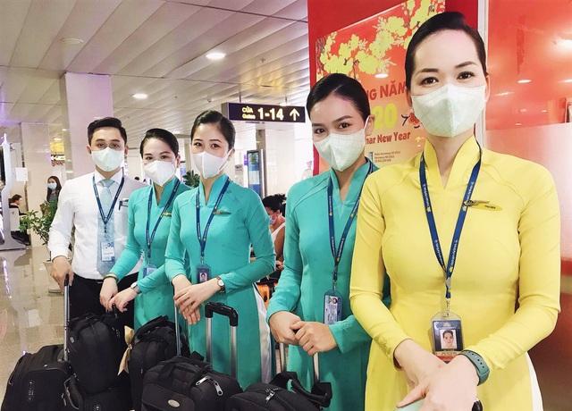 Các hãng hàng không Việt đối phó với virus Corona - Ảnh 2.
