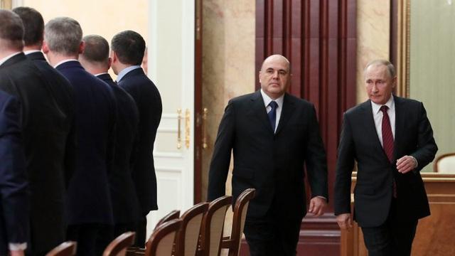 """Hé mở dần sự thực về sửa đổi hiến pháp Nga: Tổng thống Putin """"nắm quyền"""" hay """"dọn đường"""" rời đi? - Ảnh 1."""
