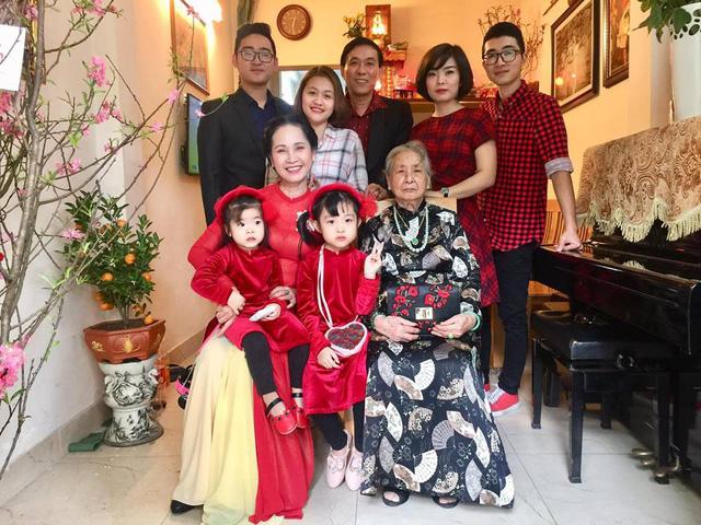 NSND Lan Hương tiết lộ về ngày Tết thay đổi từ khi có con dâu - Ảnh 1.