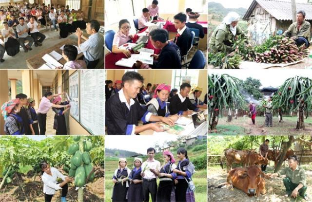 """Giảm nghèo và câu chuyện """"kỳ lạ"""" ở Việt Nam - Ảnh 1."""