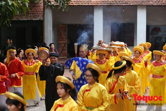 Lạ kỳ lễ hội trâu rơm, bò rạ ở đồng bằng sông Hồng - Ảnh 3.