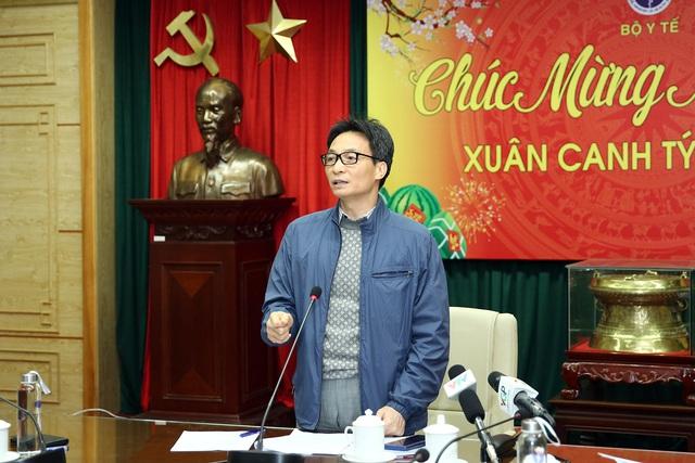 Phó Thủ tướng Vũ Đức Đam: Tạm thời không cấp thị thực du lịch cho khách Trung Quốc đến từ khu vực có dịch bệnh - Ảnh 1.