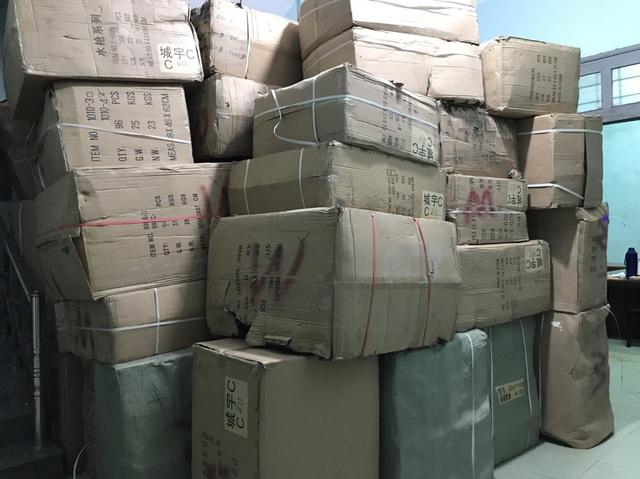 Quảng Bình: Phát hiện thu giữ lô hàng đồ chơi trẻ em trái quy định trị giá trên 400 triệu đồng - Ảnh 3.