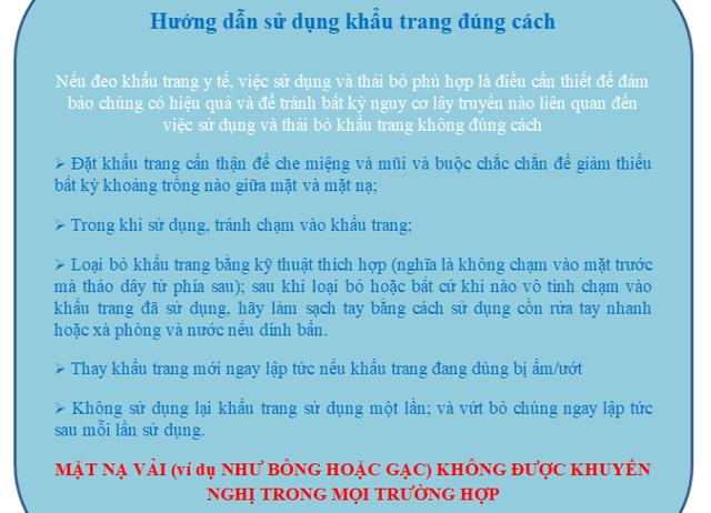 """Giữa """"bão giá"""" khẩu trang, đại diện một nhà thuốc ở Đà Nẵng có chia sẻ ấm lòng  - Ảnh 3."""
