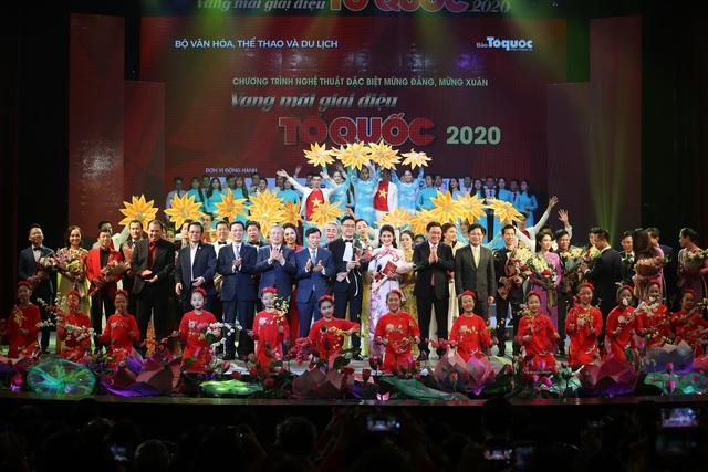 Vang mãi giai điệu Tổ Quốc 2020: Dâng Đảng những cung đàn mùa xuân - Ảnh 2.
