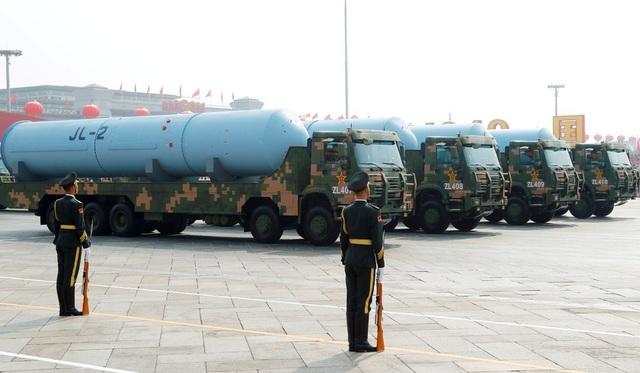 """""""Đẩy mạnh"""" phát triển tên lửa hạt nhân có thể vươn tới Mỹ, Trung Quốc lộ khoảng cách khó bắt kịp - Ảnh 2."""