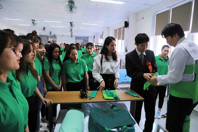 Đào tạo nhân lực điều dưỡng chuẩn Nhật ngay tại Việt Nam - Ảnh 2.