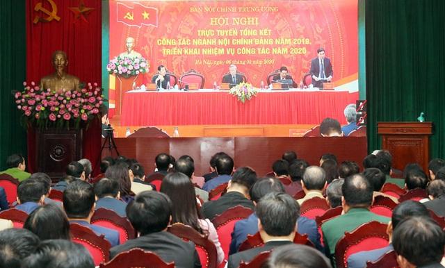 Ban Nội chính Trung ương: Tiếp tục chỉ đạo xử lý dứt điểm các vụ án tham nhũng, kinh tế nghiêm trọng  - Ảnh 1.