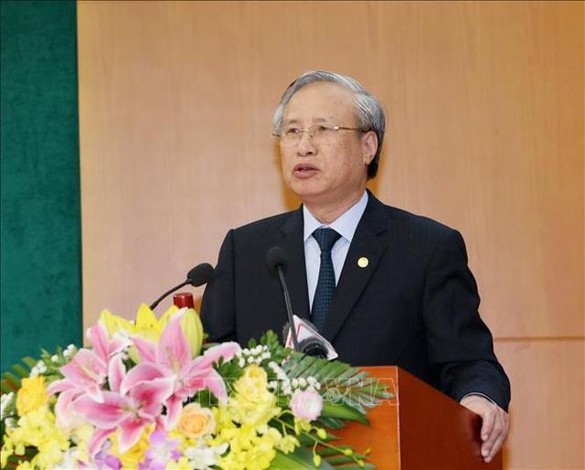 Ban Nội chính Trung ương: Tiếp tục chỉ đạo xử lý dứt điểm các vụ án tham nhũng, kinh tế nghiêm trọng  - Ảnh 2.