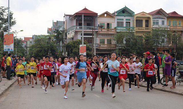 Tổ chức các hoạt động thể dục thể thao cho mọi người trên địa bàn tỉnh Bắc Giang - Ảnh 1.