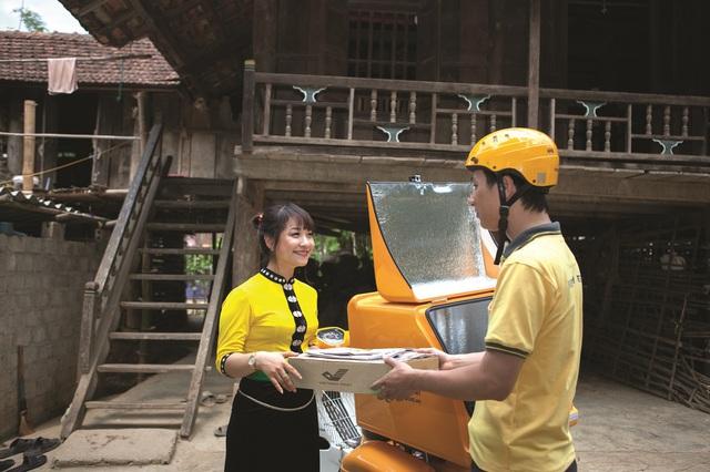 Bưu điện Việt Nam giữ vị trí số 1 trong ngành bưu chính chuyển phát - Ảnh 3.