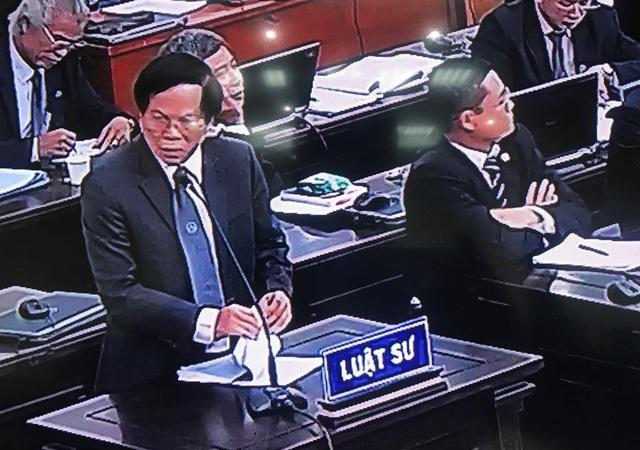 """Vụ án xét xử 2 cựu Chủ tịch Đà Nẵng: Luật sư cảm thấy """"xé lòng"""" khi nghe mức án của các bị cáo - Ảnh 2."""