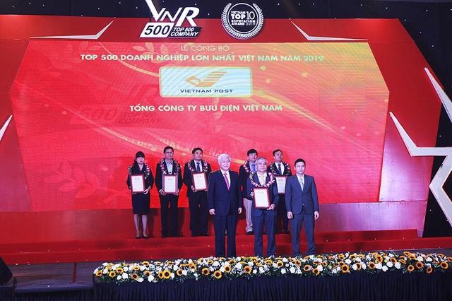 Bưu điện Việt Nam giữ vị trí số 1 trong ngành bưu chính chuyển phát - Ảnh 1.