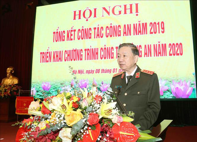 Đại tướng Tô Lâm: Ở đâu tội phạm lộng hành thì cấp trưởng nơi đó phải chịu trách nhiệm    - Ảnh 2.