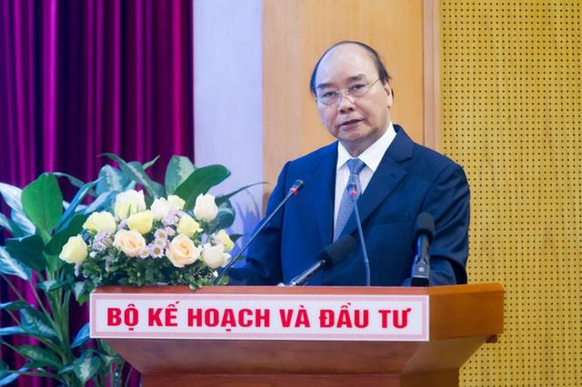"""Thủ tướng: """"Phải chưa già đã giàu, chứ không phải chưa giàu đã già"""" - Ảnh 1."""