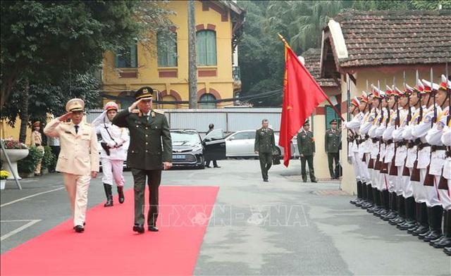Đại tướng Tô Lâm: Ở đâu tội phạm lộng hành thì cấp trưởng nơi đó phải chịu trách nhiệm    - Ảnh 1.