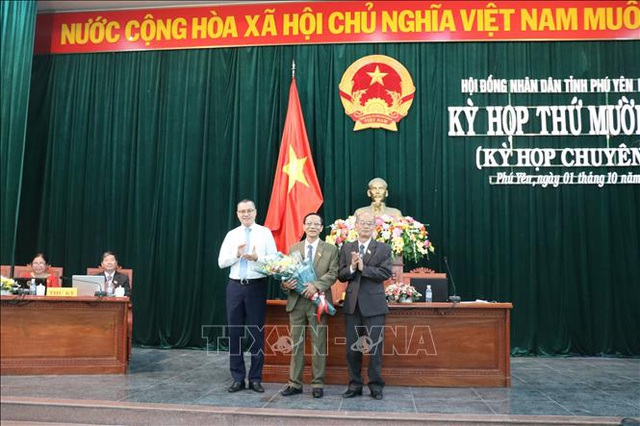 Nhân sự mới tại Phú Yên, Bắc Giang - Ảnh 1.