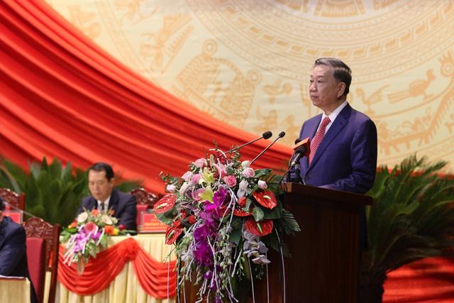 Điện Biên, Thái Bình, Bắc Giang khai mạc Đại hội đại biểu Đảng bộ nhiệm kỳ 2020-2025 - Ảnh 2.