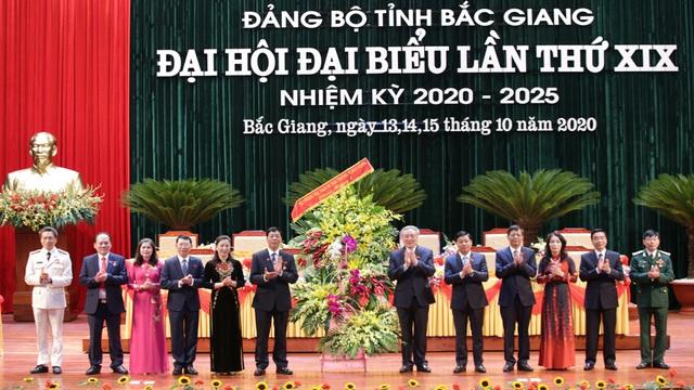 Điện Biên, Thái Bình, Bắc Giang khai mạc Đại hội đại biểu Đảng bộ nhiệm kỳ 2020-2025 - Ảnh 4.