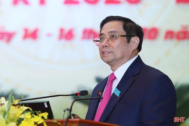 Khai mạc Đại hội đại biểu Đảng bộ tỉnh Hà Tĩnh, Bạc Liêu, Bình Định, Đồng Nai - Ảnh 1.