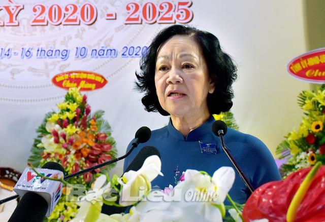 Khai mạc Đại hội đại biểu Đảng bộ tỉnh Hà Tĩnh, Bạc Liêu, Bình Định, Đồng Nai - Ảnh 2.