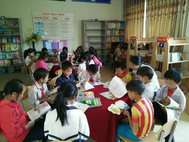 Lai Châu: Tổ chức tuyên truyền, phổ biến, quán triệt Luật Thư viện - Ảnh 1.