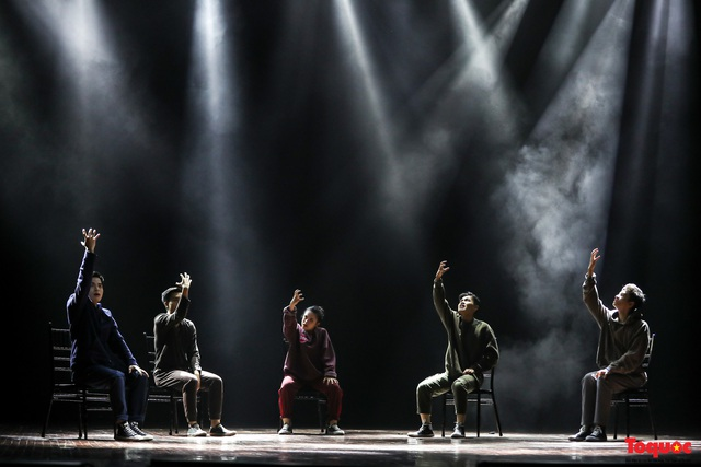 Sôi động ngày thi cuối cùng với nhiều tiết mục hiphop, popping, waacking... ấn tượng trong cuộc thi Tài năng diễn viên múa 2020 khu vực phía Bắc - Ảnh 8.