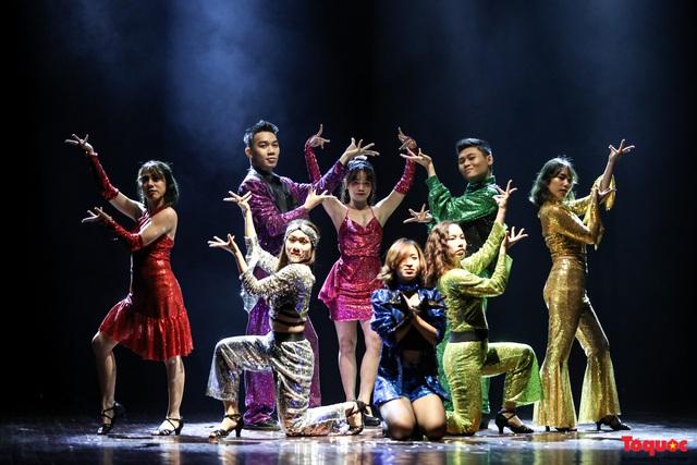 Sôi động ngày thi cuối cùng với nhiều tiết mục hiphop, popping, waacking... ấn tượng trong cuộc thi Tài năng diễn viên múa 2020 khu vực phía Bắc - Ảnh 6.