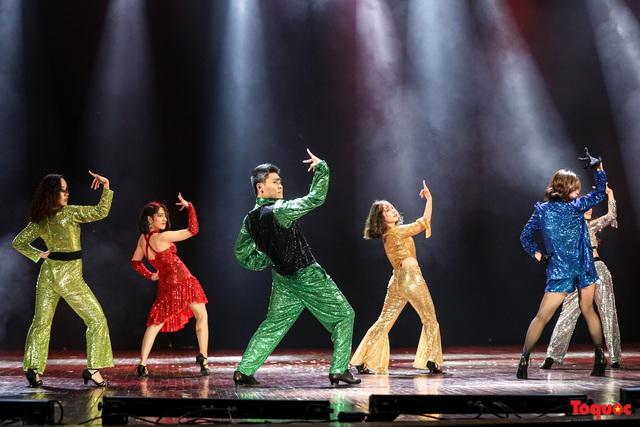 Sôi động ngày thi cuối cùng với nhiều tiết mục hiphop, popping, waacking... ấn tượng trong cuộc thi Tài năng diễn viên múa 2020 khu vực phía Bắc - Ảnh 7.