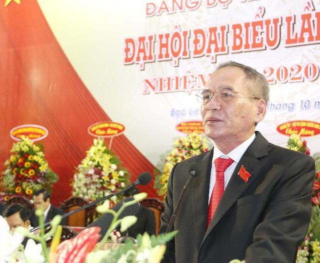 Bí thư tỉnh ủy Bình Thuận, Tây Ninh, Bạc Liêu là ai? - Ảnh 3.