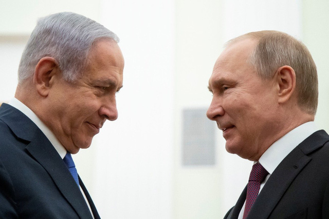 """Tương tác của Israel với các siêu cường khiến Mỹ không thể """"rời mắt"""" - Ảnh 1."""