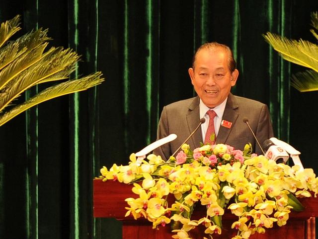 Đà Nẵng phải xung phong đi đầu trong phát triển kinh tế... - Ảnh 1.