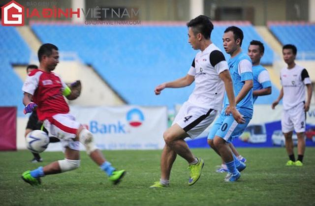 Khai mạc vòng loại Press Cup 2020 khu vực Hà Nội tại SVĐ Quốc gia Mỹ Đình - Ảnh 1.