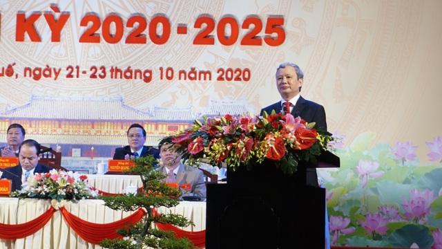 """Thừa Thiên Huế đã khẳng định được vị trí đô thị """"di sản, văn hóa, sinh thái, cảnh quan, thân thiện môi trường và thông minh"""" - Ảnh 2."""