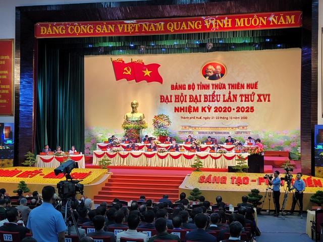 """Thừa Thiên Huế đã khẳng định được vị trí đô thị """"di sản, văn hóa, sinh thái, cảnh quan, thân thiện môi trường và thông minh"""" - Ảnh 1."""