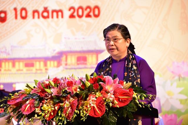 """""""Phải xây dựng Thừa Thiên - Huế thành thành phố trực thuộc Trung ương, trung tâm của vùng và cả nước về văn hóa, du lịch..."""" - Ảnh 1."""