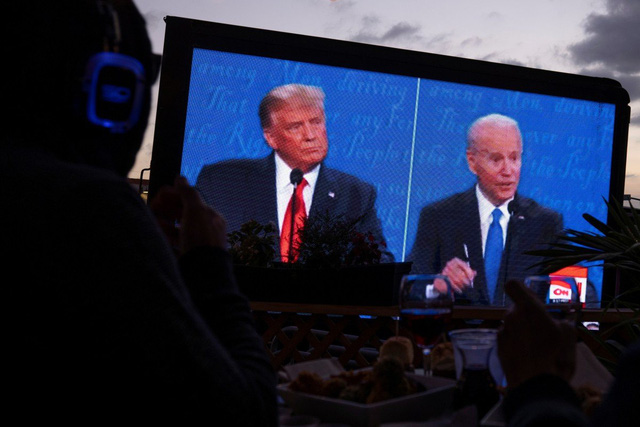 """Tiếp cận của Mỹ về châu Á """"nóng"""" trong tranh luận Tổng thống Trump và cựu phó Tổng thống Biden - Ảnh 1."""