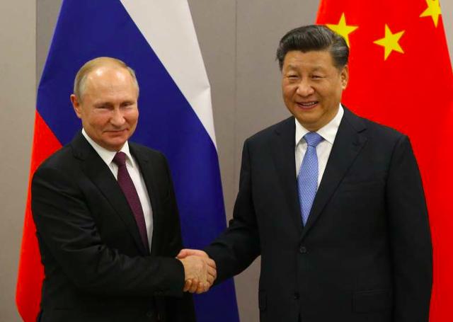 """Hồi đáp đề xuất """"liên minh quân sự"""" của Tổng thống Putin, Trung Quốc chỉ ra giới hạn trong quan hệ với Nga - Ảnh 2."""