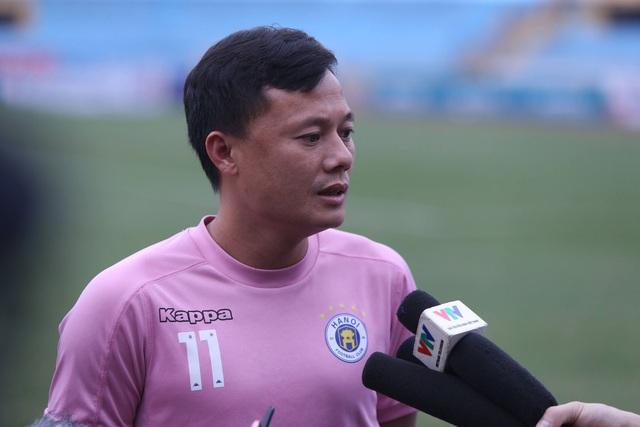 Thành Lương lo ngại Hoàng Đức trước trận derby thủ đô - Ảnh 1.