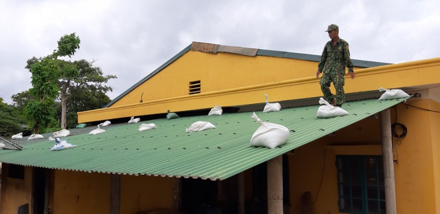 Quảng Trị dự kiến sơ tán gần 18.000 dân để tránh bão số 9 - Ảnh 1.