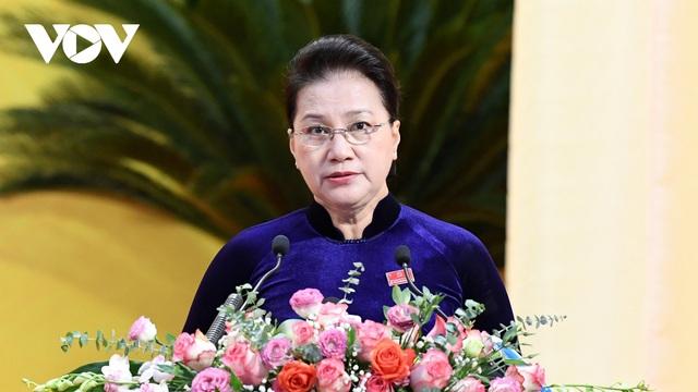 Chủ tịch Quốc hội: Đưa Thanh Hóa sớm trở thành cực tăng trưởng mới ở phía Bắc - Ảnh 1.