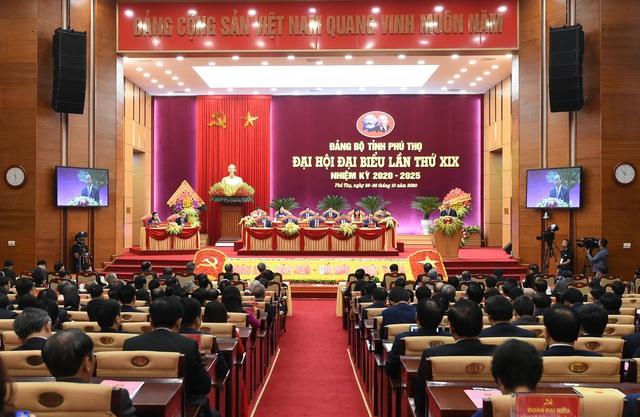 Thủ tướng: Đưa Phú Thọ phát triển đột phá trong nhiệm kỳ tới, xứng danh quê hương Đất Tổ anh hùng - Ảnh 2.
