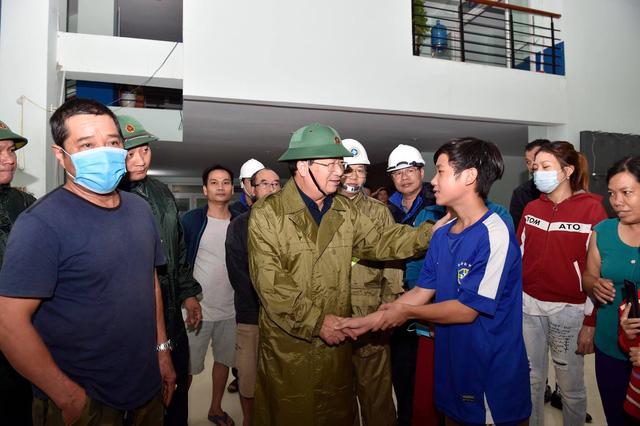 Bão số 9 đang hướng vào đất liền từ Đà Nẵng đến Phú Yên - Ảnh 6.