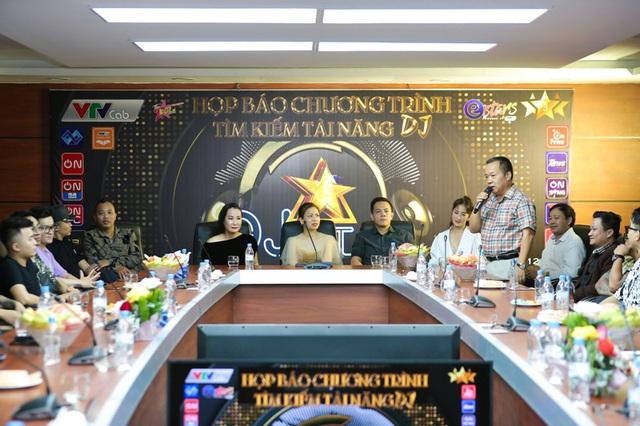 DJ Star- Gameshow truyền hình đầu tiên dành cho DJ  - Ảnh 2.